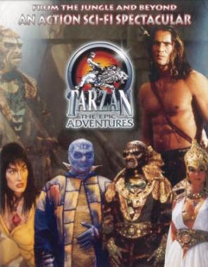 Tarzan The Epic Adventures Keller Entertainment Group