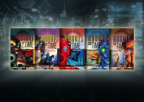 Robots in Time books