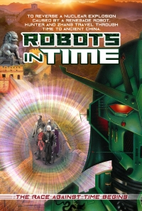 Robots in Time, English poster