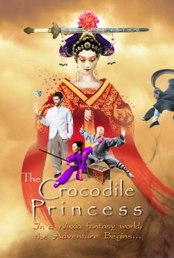 The Crocodile Princess, English